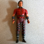Robin Hood prince of thieves Will Scarlett 1991 Kenner classic Action Figure